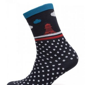 Barbour Beacon And Spot Sock Nilkkasukat