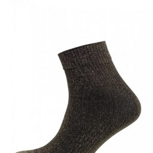 Decoy Ankle Sock Lurex Rib Nilkkasukat