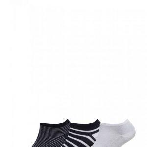 Decoy Ladies Sneaker Sock 3-Pack Tennarisukat