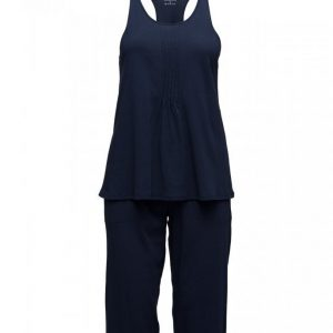 Dkny Poetic Notions Tank & Capri Set Pyjama