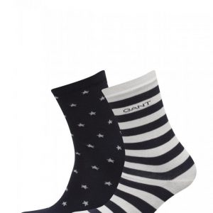 Gant O. Stars & Stripes Socks Gift Box Nilkkasukat
