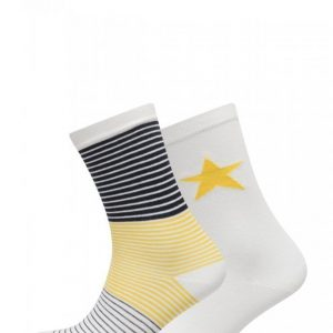 Gant O. Stripes & Stars 2-Pack Socks Nilkkasukat