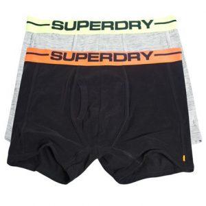 Superdry Sport Bokserit 2 Kpl Pakkaus
