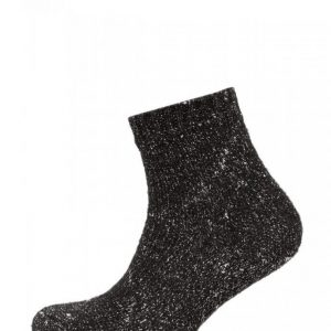 Vogue Ladies Anklesock Lurex Wool Socks Nilkkasukat