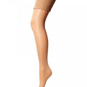 Wolford Satin Touch 20 Stay-Up Sukkahousut
