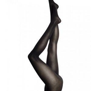 Wolford Superfine Cotton Rib Tights Sukkahousut
